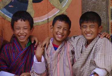 Gross National Happiness Tours
